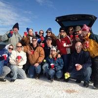 Photo taken at Ice Golf by Jennifer M. on 1/26/2013