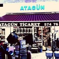 Photo taken at ATAGÜN TiCARET by Onur A. on 6/18/2014