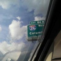 Photo taken at I-26 by Ryan L. on 4/7/2013
