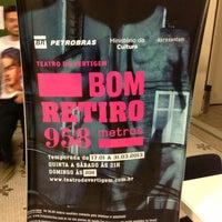 Foto tirada no(a) Oficina Cultural Oswald de Andrade por Leonardo B. em 2/17/2013