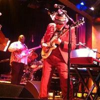 Photo taken at Yoshi's Jazz Club & Japanese Restaurant by Ashley A. on 2/13/2013