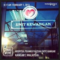 Photo taken at Unit Kewangan HTF by munmagid on 3/26/2013