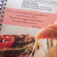 8/22/2014 tarihinde Aleyna A.ziyaretçi tarafından Pronto Pizza'de çekilen fotoğraf