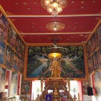 Photo taken at วัดบางแม่หม้าย จ.สุพรรณบุรี by Diow T. on 7/7/2013