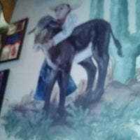 Photo taken at Manuel's El Burrito Restaurant and Cantina by Shawn S. on 2/17/2013