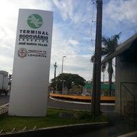 Photo taken at Terminal Rodoviário José Garcia Villar by Alan G. on 12/22/2012