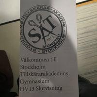 Photo taken at Medborgarskolan by Åsa J. on 6/8/2016