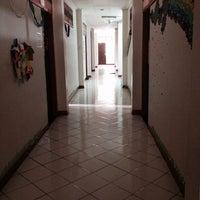 Photo taken at Asrama Putri TPB by Sophia E. on 1/20/2014