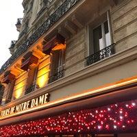 Foto tomada en Restaurant Les Tours de Notre-Dame por Carlos G. el 12/25/2017