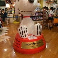 Photo taken at Snoopy Town mini by Luis Guillermo L. on 7/26/2015