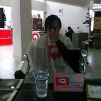Photo taken at Q-Cut by ☮ ʆҽṭ ɨɬ ɞ ☮ on 8/20/2014