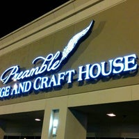 Photo taken at Preamble Lounge & Craft House by Tommy D. on 3/12/2016