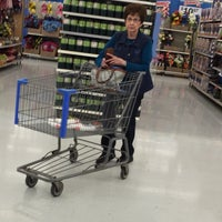Photo taken at Walmart Supercenter by Andy on 5/15/2016