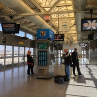 Photo taken at JFK AirTrain - Terminal 8 by Alex D. on 2/25/2013