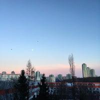 Снимок сделан в Deutsches Eck пользователем Alex D. 2/1/2015