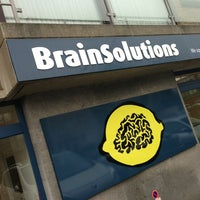 Photo taken at BrainSolutions by Frederik D. on 1/29/2013