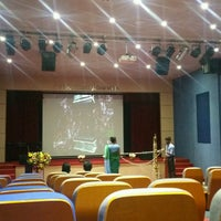Photo taken at SLT Auditorium by Charith G. on 8/29/2016