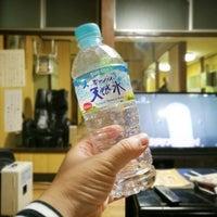 Photo taken at さくら湯 (桜湯) by Kazuya N. on 1/4/2017