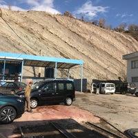 Photo taken at Tunceli Oto Yikama by Fatih.ç on 12/29/2017