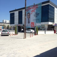 Photo taken at Beyza Piliç İş Merkezi by Mustafa A. on 5/5/2015