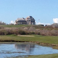 Photo taken at Newport Country Club by Chad K. on 5/7/2013