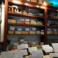 Photo taken at Bedford Cheese Shop by Leigh F. on 8/30/2013