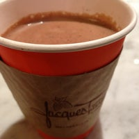 Photo taken at Jacques Torres Chocolate by Leigh F. on 1/2/2013