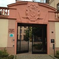 Photo prise au Collège Saint André par Bab G. le10/1/2012