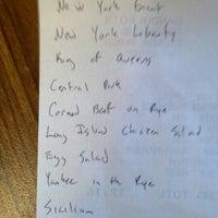Photo taken at Gandolfo's New York Deli by Tony Z. on 4/8/2014