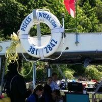 Photo taken at White Rock on Canandaigua Lake by Susan B. on 6/22/2014