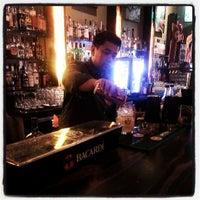Photo taken at Somar Bar and Lounge by Tina Tamale R. on 7/19/2013