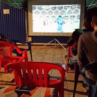 Photo taken at Парк Футбола by Руслан У. on 6/17/2014