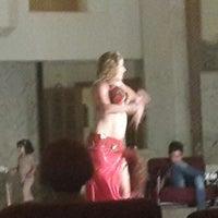 Photo taken at Riu Palace Oceana***** Lobby Bar by Hamed E. on 8/21/2013