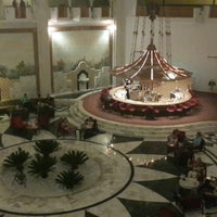 Photo taken at Riu Palace Oceana***** Lobby Bar by Hamed E. on 8/22/2013
