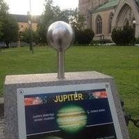Photo taken at Jupiter by Nina B. on 5/28/2013