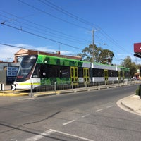 Photo taken at Tram Stop 47 (Route 86) by Mick M. on 3/17/2016