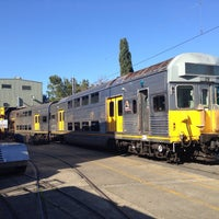 Photo taken at Hornsby Maintenance Centre by Mick M. on 9/20/2014