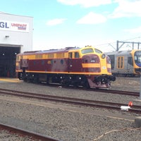 Photo taken at UGL Unipart Maintrain by Mick M. on 1/15/2015