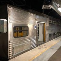 Photo taken at Macarthur Station (Platforms 1 & 2) by Mick M. on 5/21/2018