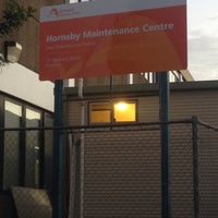 Photo taken at Hornsby Maintenance Centre by Mick M. on 12/16/2014