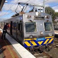 Photo taken at Craigieburn Station by Mick M. on 4/11/2014