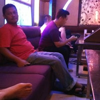 Photo taken at Inul Vizta Family KTV by Rommy M. on 9/27/2014