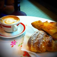 Photo taken at Pasticceria Lotti by Yatharth G. on 9/21/2012