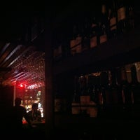 Photo taken at Purple Cafe & Wine Bar by Yatharth G. on 2/24/2013