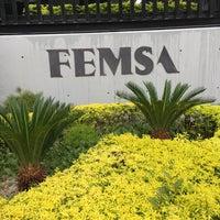 Photo taken at FEMSA by Gabo M. on 9/26/2016