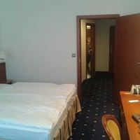 Photo taken at Coronet Hotel by Gabor K. on 10/23/2014
