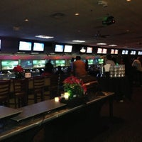 Photo taken at Bowlmor Atlanta by Glen E. on 12/15/2012