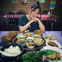"Photo taken at เฮือนเพ็ญ สาขา 2 by * :MeLonMint"" on 11/28/2017"