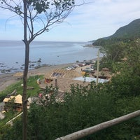 Photo taken at Auberge Festive Sea Shack by Luc V. on 6/27/2014