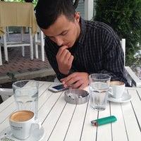 Photo taken at London Garden by Shkumbin A. on 6/21/2014